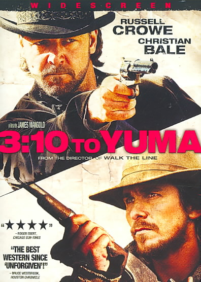 3:10 TO YUMA BY CROWE,RUSSELL (DVD)